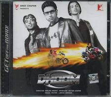 Pritam & Sameer / Various: DHOOM - Original Soundtrack - 7 track Indian 2004 CD