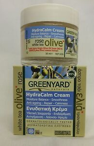 Greenyard Naturals Anti-Ageing Hydra Calm Cream SPF 6 (50ml) EXPRESS P&P