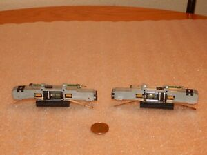 Lot of 2 ~ N Scale Model Railroad Intermountain Diesel Locomotive Frames & Motor