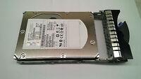 "5 X IBM 300GB 15K SAS 3.5"" 43X0805 Hard Drive with Hot Plug Caddy"