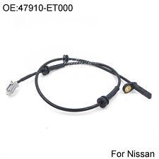 Front Right ABS Speed Sensor For 2007-2012 Nissan Sentra 2.0L 2.5L 47910-ET000