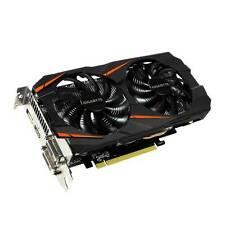 GIGABYTE NVIDIA GeForce GTX 1060 WINDFORCE OC 6GB GDDR5 2DVI/HDMI/DisplayPort