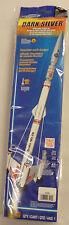 Estes Dark Silver Model Rocket Kit Skill 4 7229
