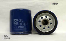 Wesfil Oil Filter WZ154 fits Holden Calibra 2.0 i (YE), 2.0 i 16V (YE), 2.0 i...