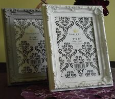 """Photo Frames Pictures 6x4 7x5,10x8"""" Antique Ornate Shabby Chic Vintage Old Style"""