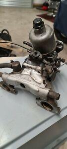 classic mini Alloy inlet manifold hif44 Su Carburettor Carb 1275 Engine Mg Metro