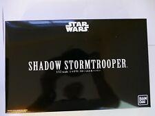 Star Wars Bandai Star Wars 1/12 Shadow Stormtrooper Model Kit BNIB Japan