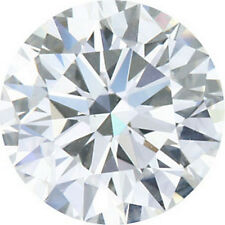 Gia Certified Cert 1/2 CT 3/4 CT .68 CT Round Brilliant O P Vvs2 Loose Diamond