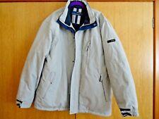 Primark cream mens showerproof/windproof jacket medium used very good condition