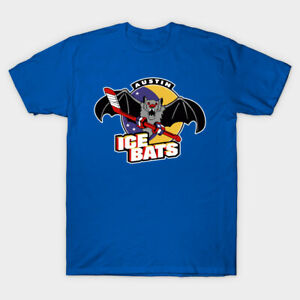 Austin Ice Bats T-Shirt CHL WPHL ice hockey Texas Stars