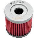 Suzuki LT-R450 QuadRacer 2006 2007 2008 2009 K & N Oil Filter