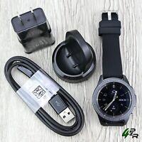 Samsung Galaxy Watch SM-R810 42mm Midnight Black Case Black Buckle Bluetooth