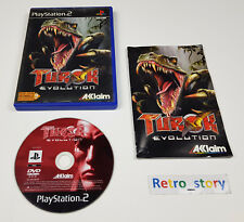 PS2 Turok : Evolution PAL