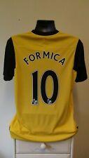 Blackburn Rovers Away Football Shirt Jersey 2011-2012 Large FORMICA 10 Large
