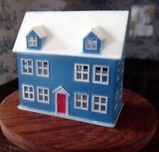 Vintage 1:12 Scale DOLLHOUSE FOR A DOLLHOUSE Dollhouse Miniature
