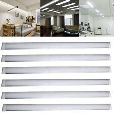 1200mm 4FT LED Batten Tube Light Slim Ceiling Lamp Surface Suspension Cool White