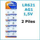Pile bouton SR621SW / SR621 / LR621 / AG1 / 364 / 1,5V / ENVOI RAPIDE