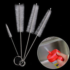 Kitchen Bottle Cleaning Mini Brushes Set Kettle Spout Teapot Nozzle Clean Brush