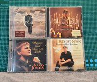 ALED JONES CD BUNDLE - The Christmas Album, Morning Has Broken & More