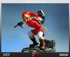First4Figures Legends of Zelda Link Goron Statue RARE MINT IN BOX