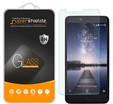 3X Supershieldz for ZTE ZMAX Pro Tempered Glass Screen Protector Saver