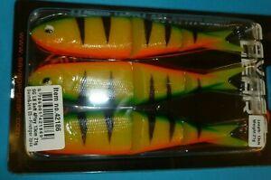 Savage Gear 4Play Soft Body swim & jerk 13cm 3pcs pike lure bodies bargain
