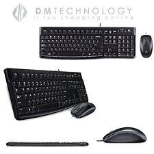KIT TASTIERA E MOUSE USB ERGONOMICO LOGITECH MK120 920-002543