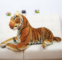 """Cute Bengal Tiger Plush Toy Soft Toy Stuffed Animal 30cm / Almost 12"""" Big Cat"""