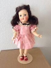 "Ideal Toni P90 Doll Vintage 1950s Beautiful Facial Coloring 14"" Tall"