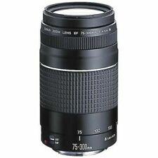 Obiettivi Canon Canon EF Lunghezza focale 75-300 mm per fotografia e video