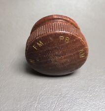 (1) Vintage Antique Radio, Equipment Knobs Used Nice Wooden