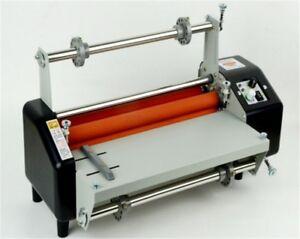 220V /110V 8460T Hot Roll Laminating Machine A2+ Laminator New 11Th tx