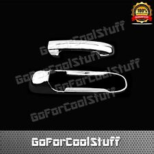 02-07 For Jeep Liberty Tailgate Chrome Handle Cover Without Keyhole