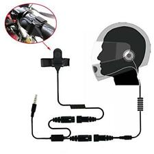 3.5mm Stereo Speak Earphone Headset Mic Volume Control MP3