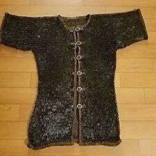 Flat Riveted With Flat Warser Chainmail shirt 9 mm Large Size Hubergion Shirt