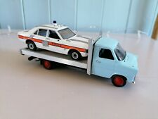 Ford Transit Mk1/Ford Granada Mk1. 1/43 Code 3 model