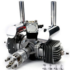 AGM 60 2 tiempos motor gasolina 60cc carburador 7,0 ps/8500 UPM vs dle30