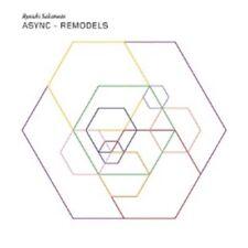 Ryuichi Sakamoto - Async - Remodels - New CD Album - Pre Order - 23rd Feb