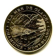 74 CHAMONIX Mer de glace, 2016, Monnaie de Paris