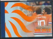 [312980] Netherlands Soccer good complete booklet very fine MNH