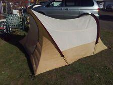 "Rare Vtg Bill Moss ""Eave III"" 3 Person/3 Season Tent. Camden Maine. EUC 6.5 Pds."
