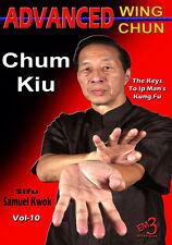 ADVANCED WING CHUN VOL-10 Chum Kiu