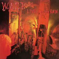 W.A.S.P. - LIVE-IN THE RAW  2 VINYL LP NEU