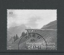Oostenrijk - Margherita Spiluttini - 2017 gestempeld