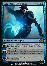 Jace, Memory Adept FOIL | NM | M12 | Magic MTG