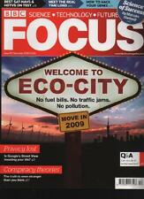 FOCUS MAGAZINE - December 2008