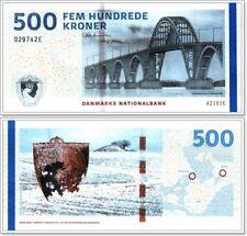 Denmark P-New 2011 500 Kroner (Gem UNC)