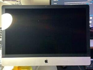 "Apple iMac A1419 27"" Core i5 3.20GHz 8GB RAM 250GB SSD AIO ME088LL/A 2013 MacOS"