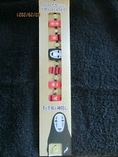 Studio Ghibli Spirited Away No Face Lace Bracelet New In Package