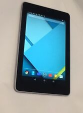 Asus Google Nexus 7, Android Tab., 16 GB. Wi-Fi, 7in, Ex. Condition, Unlocked